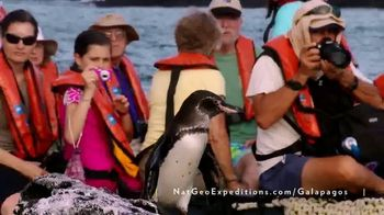 National Geographic Expeditions TV Spot, 'Galápagos' - Thumbnail 4