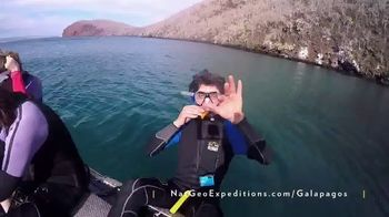 National Geographic Expeditions TV Spot, 'Galápagos' - Thumbnail 7