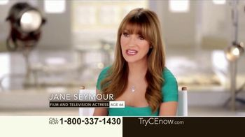 Crepe Erase TV Spot, 'Epiphany' Featuring Jane Seymour - 502 commercial airings