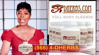 DHerbs TV Spot, 'Serious About Health' Featuring Shirley Strawberry