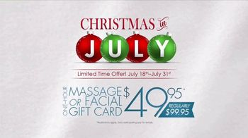 Hand & Stone TV Spot, 'De-Stress: Christmas in July' Featuring Carli Lloyd - Thumbnail 5