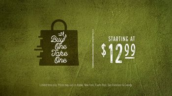Olive Garden Buy One Take One TV Spot, 'Family Time' - Thumbnail 7