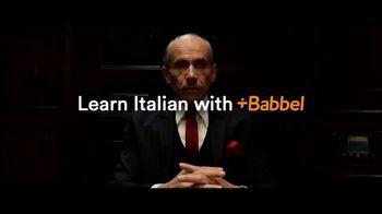 Babbel TV Spot, 'Undercover Agent' - Thumbnail 1