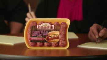 Johnsonville Chipotle & Monterey Jack Bratwurst TV Spot, 'Smoky No Jokey' - Thumbnail 1