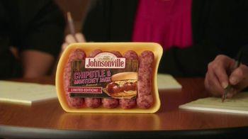 Johnsonville Chipotle & Monterey Jack Bratwurst TV Spot, 'Smoky No Jokey'
