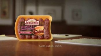 Johnsonville Chipotle & Monterey Jack Bratwurst TV Spot, 'Smoky No Jokey' - Thumbnail 4