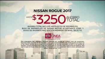 Nissan La Línea del Ahorro TV Spot, 'La familia Rogue' [Spanish] [T2] - Thumbnail 9