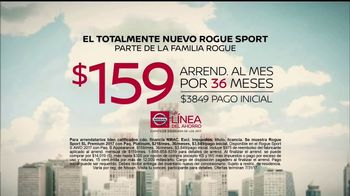 Nissan La Línea del Ahorro TV Spot, 'La familia Rogue' [Spanish] [T2] - Thumbnail 8