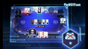 World Series of Poker Missions TV Spot, 'Momentum' - Thumbnail 3