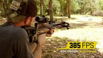TenPoint Carbon Phantom RCX TV Spot, 'Game Changer'