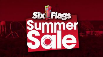 Six Flags Summer Sale TV Spot, 'Daily Admission' - Thumbnail 2