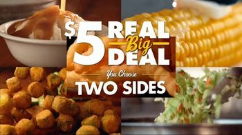 Church's Chicken Restaurants $5 Real Big Deal TV Spot, 'You Choose' - Thumbnail 4