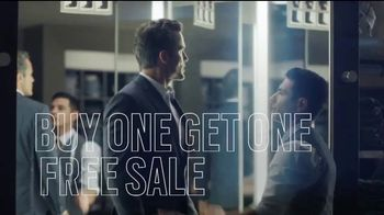 Men's Wearhouse Buy One Get One Free Sale TV Spot, 'Expert Stylists' - Thumbnail 2
