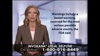 Avram Blair & Associates TV Spot, 'Invokana Alert' - Thumbnail 5