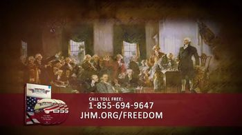 John Hagee Ministries TV Spot, 'Founding Fathers'