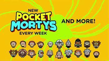 Pocket Mortys TV Spot, 'New Avatars Every Week' - Thumbnail 8