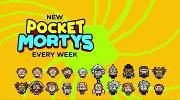 Pocket Mortys TV Spot, 'New Avatars Every Week' - Thumbnail 1
