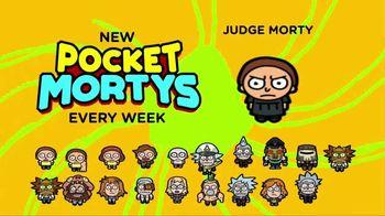 Pocket Mortys TV Spot, 'New Avatars Every Week' - Thumbnail 4