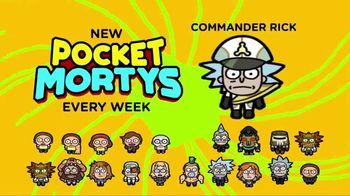 Pocket Mortys TV Spot, 'New Avatars Every Week' - Thumbnail 6