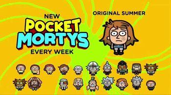 Pocket Mortys TV Spot, 'New Avatars Every Week' - Thumbnail 7