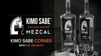Kimo Sabe Mezcal TV Spot, 'Trusted Friend' Feat. Phil Hellmuth, Mike Sexton - Thumbnail 1