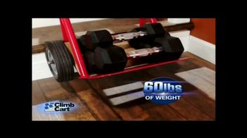 Climb Cart TV Spot, 'Climbs Stairs' - Thumbnail 5