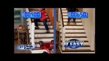 Climb Cart TV Spot, 'Climbs Stairs'