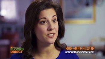 National Floors Direct TV Spot, 'Next Day Installation'