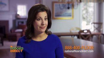 National Floors Direct TV Spot, 'Next Day Installation'