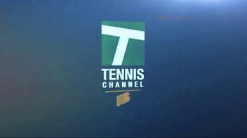 Tennis Channel Plus TV Spot, 'Top Pros in Action' - Thumbnail 1