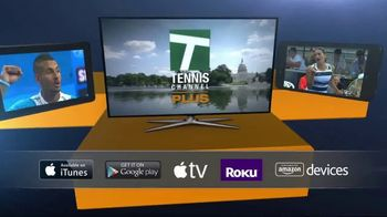 Tennis Channel Plus TV Spot, 'Top Pros in Action' - Thumbnail 10