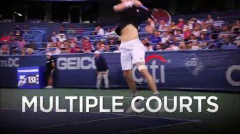 Tennis Channel Plus TV Spot, 'Top Pros in Action' - Thumbnail 5