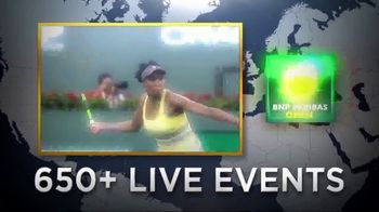 Tennis Channel Plus TV Spot, 'Top Pros in Action' - Thumbnail 7