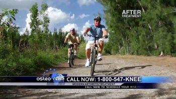 Osteo Relief Institute TV Spot, 'Modern Arthritis Treatment'