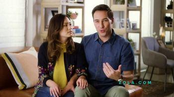 Zola TV Spot, 'Setting Up Experiences' - Thumbnail 2