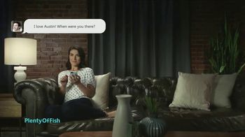 PlentyofFish TV Spot, 'More Conversations'