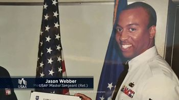USAA TV Spot, \'USAA Member Voices: Webber Family\'
