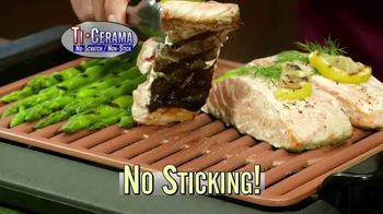 Gotham Steel Smokeless Grill TV Spot, 'Barbecue Indoors' - Thumbnail 2