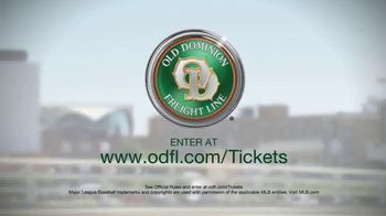 Old Dominion Freight Line World Series Sweepstakes TV Spot, 'Guess' - Thumbnail 10