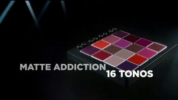 L'Oreal Paris Matte Addiction TV Spot, 'Lujo y confort' [Spanish] - Thumbnail 6