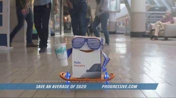 Progressive TV Spot, 'The Mall' - Thumbnail 1
