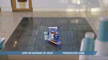 Progressive TV Spot, 'The Mall' - Thumbnail 3