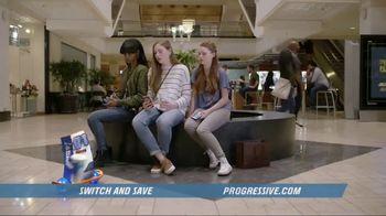 Progressive TV Spot, 'The Mall' - Thumbnail 6