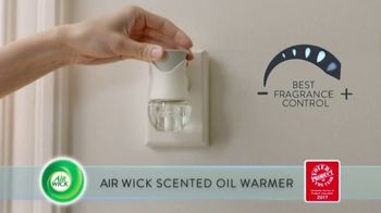 Air Wick Scented Oil Warmer TV Spot, 'Voted Product of the Year' - Thumbnail 3