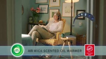 Air Wick Scented Oil Warmer TV Spot, \'Voted Product of the Year\'
