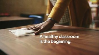 Clorox TV Spot, 'A Healthy Classroom Is the Beginning' - Thumbnail 3