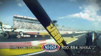 NHRA TV Spot, '2017 Mello Yello Drag Racing Series: Ignite Your Senses' - Thumbnail 3