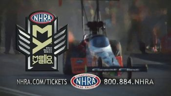 NHRA TV Spot, '2017 Mello Yello Drag Racing Series: Ignite Your Senses' - Thumbnail 5