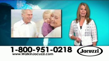 Jacuzzi Safe Bathing Event TV Spot, 'Safe and Relaxing'