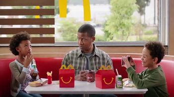 McDonald's McPlay App TV Spot, 'Scan Your Happy Meal Toy' - Thumbnail 4